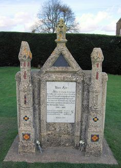 Stone Commemorating The Battle Of Hastings 1066,  Battle, East Sussex. by Jim Linwood, via Flickr