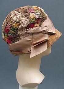 Amazing 1920s hat!