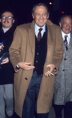 William Holden the ultimate slightly alcoholic smokin hot Older Man