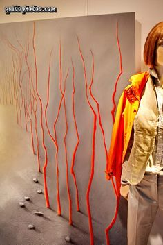 11. Kunstmeile 2013  Jeannette de Payrebrune - Malerei  http://www.gaidaphotos.com/blog/2013/03/12/verkaufsoffener-sonntag-und-kunstmeile-am-17-03-2013/