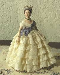 Image result for queen victoria doll