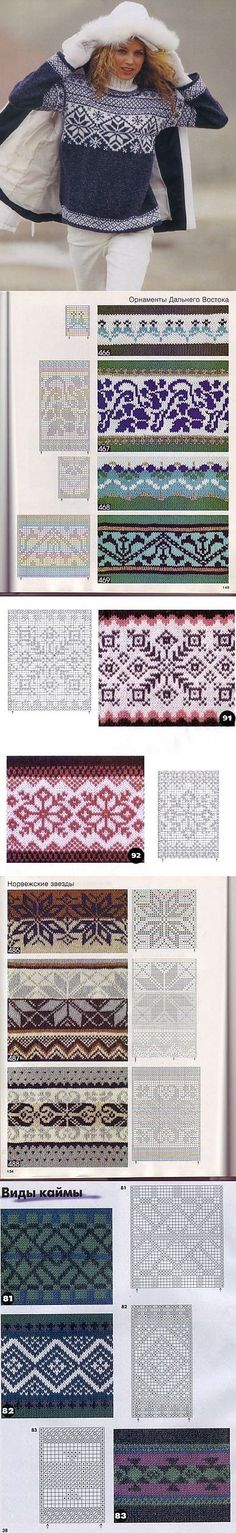 fair isle o jacquard? Knitting Paterns, Fair Isle Knitting Patterns, Fair Isle Pattern, Knitting Charts, Lace Knitting, Knitting Designs, Knitting Stitches, Knit Patterns, Knitting Projects