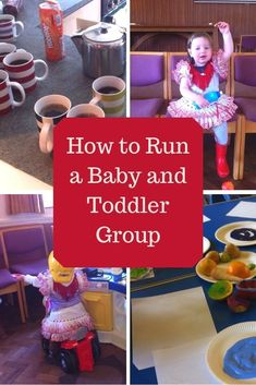 Everything you need to know about running successful baby groups and toddler groups, Messy Play, Parenting Toddlers, Infant Activities, Need To Know, Everything, Group, Running, Board, Ideas