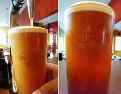 A pedidos dos nossos clientes, chegou hoje no Bar Brejas o chope OLD SPECKLED HEN! Uma das primeiras cervejas premium no Reino Unido, é