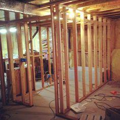 Basement Bathroom at ChapmanPlaceBlog.com