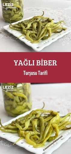Yağlı Biber Turşusu Tarifi Pickled Pepper Recipe, Soup Recipes, Dinner Recipes, Food Articles, Homemade Beauty Products, Diet And Nutrition, Pickles, Green Beans, Food And Drink