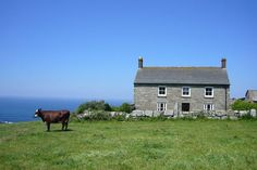 Farmhouse, Cornwall