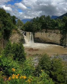 Saltos de Nilahue, Ranco Región de los Ríos. Valdivia.