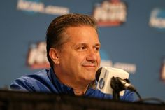 MSU's Tom Izzo hates it, winning KY Wildcats coach John Calipari, embraces it. #SocialMedia  Michigan State coach Tom Izzo doesn't think social media is 'helpful to any human being on the planet' | FOX Sports  John Calipari, Kentucky Wildcats 38-0 coach  has 1.35 million followers on Twitter and frequently posts about his players and fans, or just about having dinner with his wife.