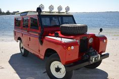 1967 Land Rover Series 109 pre Defender. 12 seater - Classic Land Rover Defender 1967 for sale