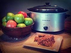 Easy Crockpot Apple Crisp