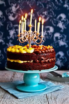 The Best Chocolate Carrot Cake