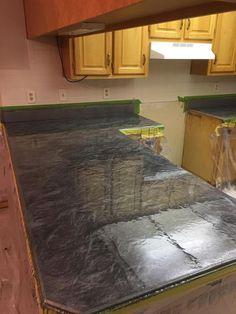 Merveilleux Metallic Marble Epoxied Countertop  Kansas City, KS   Gallery   Epoxy Kansas  City  