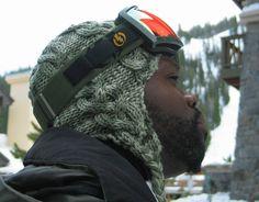 Snowboarder Hat that Rocks by Irishgirlieknits, via Flickr