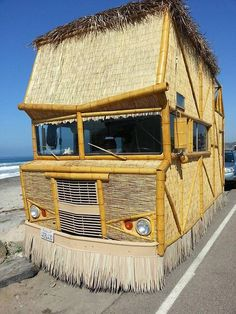 The Ultimate Tiki Machine  Yes!  We do glass service on RV's! visit us at:  www.summitautoglassllc.com