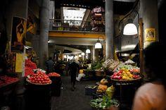 Port Louis food market