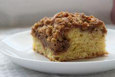 Cinnamon Cream Cheese Coffee Cake Recipe on Yummly. @yummly #recipe