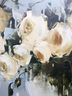 Buttery Roses detail Nicole Pletts