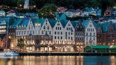 Bryggen by Rune Hansen on 500px