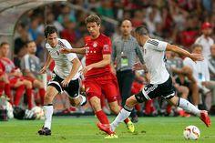 Football Manager All Star: Amistoso: Bayern de Múnich 4 - Valencia CF 1