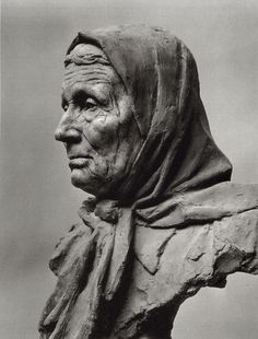 Zair Isaakovich Azgur was a Belarusian sculptor active during the Soviet period.( This awesome sculpture is so lifelike, the detail accentuates the hard life such a peasant endured in the Russia of this era ! Human Sculpture, Sculptures Céramiques, Art Sculpture, Ceramic Sculptures, Traditional Sculptures, Modelos 3d, Ceramic Figures, Oeuvre D'art, Sculpting