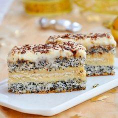 Peach Yogurt Cake, Romanian Food, Food Cakes, Something Sweet, Bon Appetit, Food Art, Banana Bread, Cake Recipes, Caramel