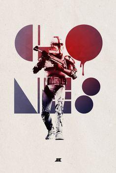 Posteres artísticos de heróis e vilões | Criatives | Blog Design, Inspirações, Tutoriais, Web Design