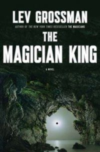 A patron was looking for a great fantasy series, so I recommended The Magicians Trilogy by Lev Grossman--the last book comes out next week! SHA