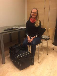 Soile Mikkonen, Lohja, lokakuu 2017
