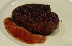 Steak a poivre from 101 Cooking For Two