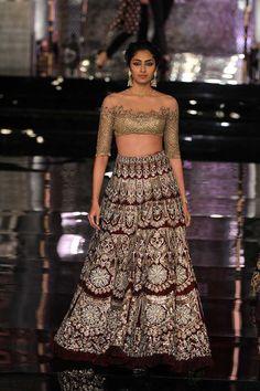 By designer Manish Malhotra. Bridelan- Personal shopper & style consultants…