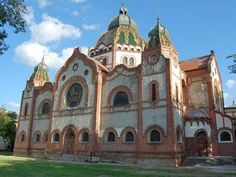 SUBOTICA SYNAGOGUE | World Monuments Fund
