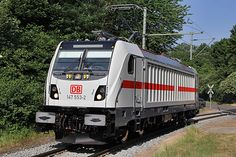 Trains and locomotive database and news portal about modern electric locomotives, made in Europe. Db Ag, Train Truck, Electric Train, Electric Locomotive, Trains, Transportation, Engineering, Germany, Around The Worlds