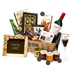 The Chedworth Hamper With Love #MothersDay #Gift