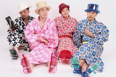 超期待の着物ブランドがデビュー!きものより、おしゃれが好きだ「ROBE JAPONICA」   ガジェット通信