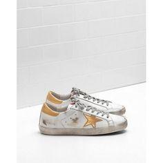 Acquistare 2017 Golden Goose Super Star Scarpe GGDB Uomo Sneakers Dor  Bianco. ChaussureBaskets Pour HommeOie D orCurseursPaniersOrTennis SportsHiverHommes ec9cab79935c