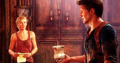 Uncharted 4 - Elena and Nate