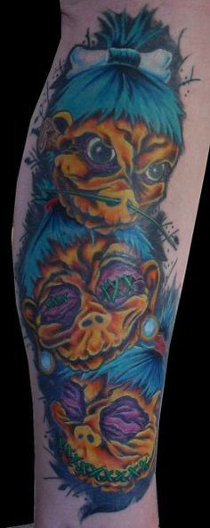 By Jason Taylor (Ope) at Infinity Ink, Sturgis, MI