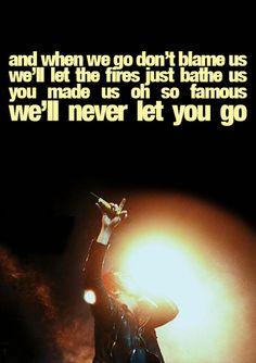 We Remember The Lyrics: My Chemical Romance photo chermarie's photos