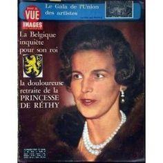 Point De Vue Images Du Monde N° 874 Du 12/03/1965 - Le Gala De L'union Des Artistes. La Belgique Inquiete Pour Son Roi - La Douloureuse Retraite De La Princesse De Rethy.