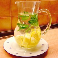 Detox Recipes, Detox Drinks, White Wine, Cantaloupe, Alcoholic Drinks, Food And Drink, Health Fitness, Low Carb, Snacks
