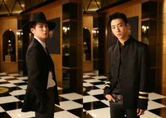 B.A.P release Himchan's and Yongguk's teaser photos for 'Excuse Me' - Latest K-pop News - K-pop News | Daily K Pop News