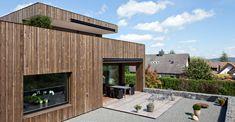 EFH im Kanton Aargau - KOST Kanton, Garage Doors, Outdoor Decor, Home Decor, Ground Floor, Detached House, Garden Tool Storage, Outdoor, Architecture