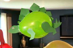Dinazor balon