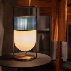 Poltrona Frau at Milan Design Week, presents its new collection of lamps.