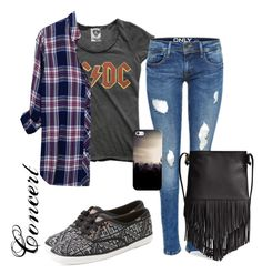 Untitled #653 by alliedrover on Polyvore featuring polyvore, fashion, style, Rails, Keds, HOBO, Casetify and clothing
