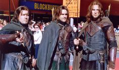 ithilien ranger costumes - Google Search