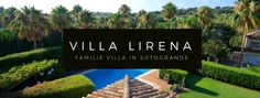 Villa Lirena beautiful stay to enjoy Your holidays at Sotogrande, Spain