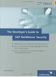 The Developer's Guide to SAP NetWeaver Security   SAP Securityhttp://sapcrmerp.blogspot.com/2012/05/developers-guide-to-sap-netweaver.html