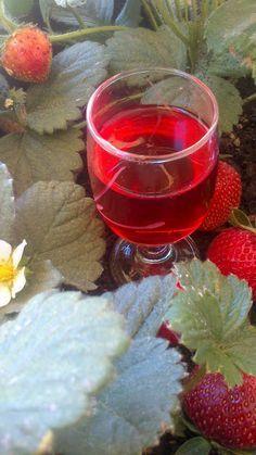 ΛΙΚΕΡ ΦΡΑΟΥΛΑΣ Υπέροχο καλοκαιρινό λικεράκι με δροσερή και ελαφριά γεύση....στην υγειά σας!!!